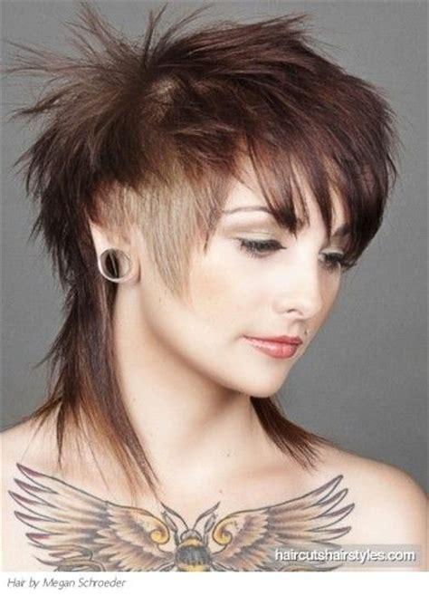 Best 25 Short Punk Hairstyles Ideas On Pinterest Punk
