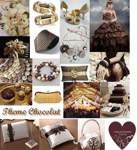 mariage chocolat