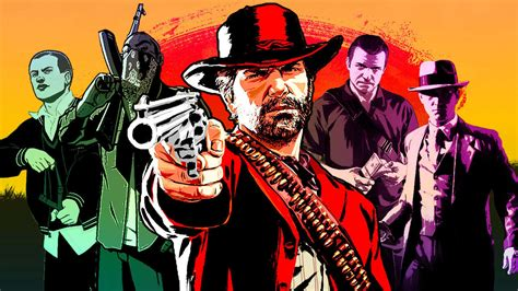 dna  red dead redemption  quickdraw gamespot