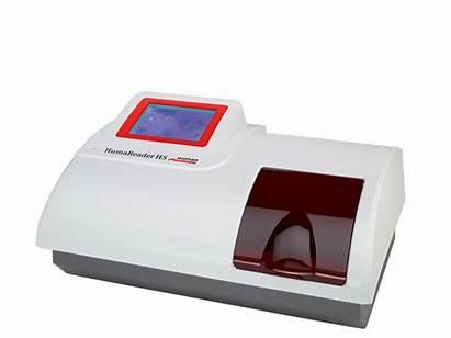 Human Hs Semi Elisa Reader Diagnostics Automated