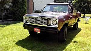1978 Dodge Power Wagon  U0026quot Macho U0026quot