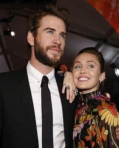 MILEY CYRUS and Liam Hemsworth at Thor: Ragnarok Premiere ...