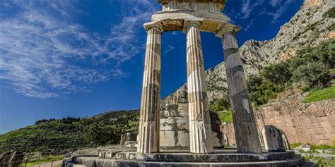 Gita a Delfi da Atene - Un Giorno | Tour a Delfi | Visita ...