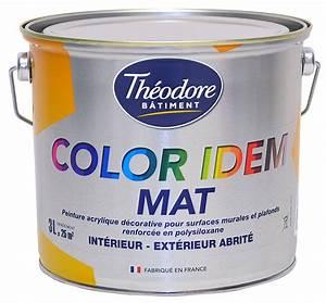 Peinture Pour Plafond : peinture mate excellent rapport qualit prix sp ciale ~ Melissatoandfro.com Idées de Décoration