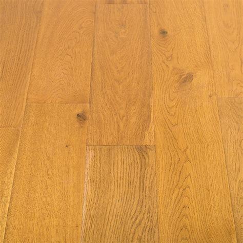 Golden Oak Handscraped Engineered Hardwood Flooring
