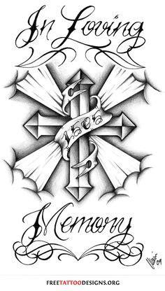 50 Coolest Memorial Tattoos   Tattoo ideas by Keleigh
