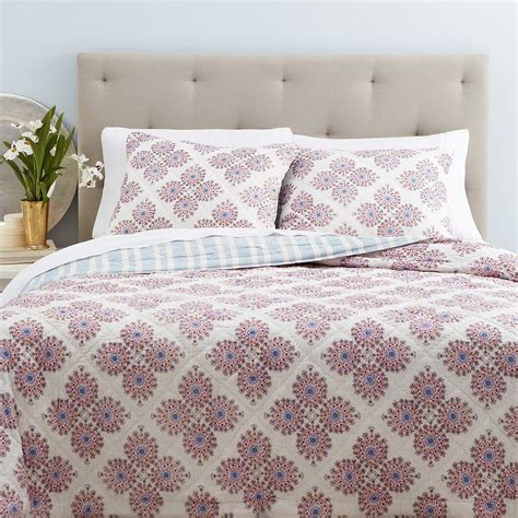 Robshaw Coverlet by Robshaw Periwinkle Quilt Collection Bloomingdale S