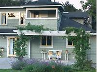 house exterior colors 28 Inviting Home Exterior Color Ideas | HGTV
