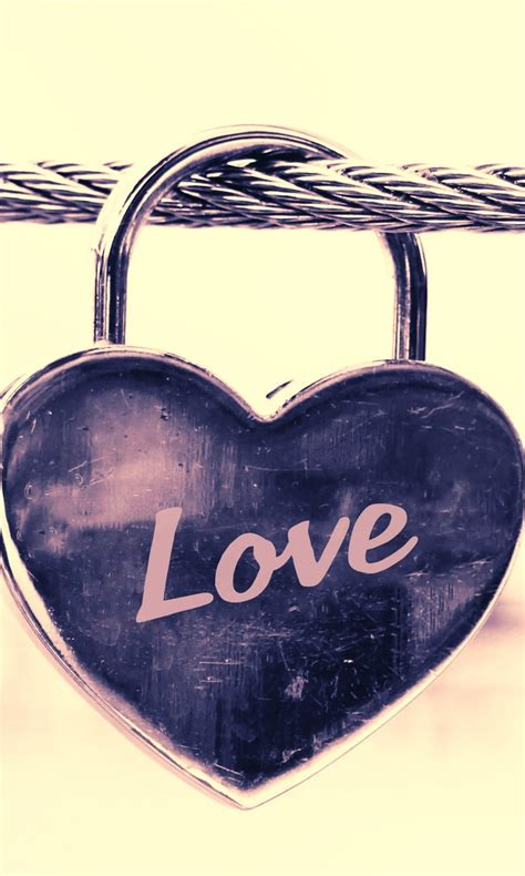 love heart lock  wallpapers hd wallpapers id