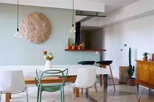 Couleur Pour Salle A Manger : couleur salon salle a manger 21562 ~ Teatrodelosmanantiales.com Idées de Décoration