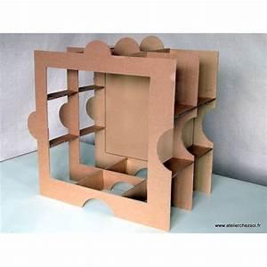 Kit De Meuble En Carton Module Huzzle De L39Atelier Chez Soi