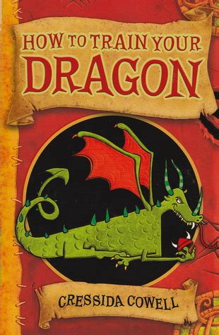 train  dragon  cressida cowell