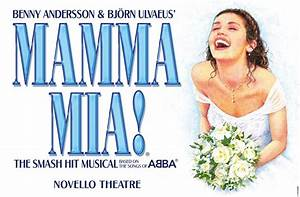 Mamma Mia Blog : full cast announced for mamma mia in london from 12 june best of theatre news ~ Orissabook.com Haus und Dekorationen