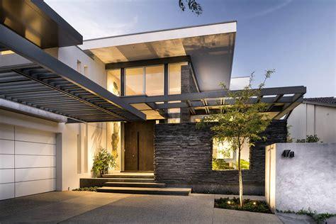 entree exterieur maison moderne obasinc