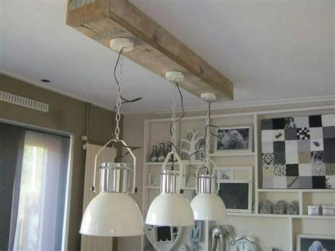Lampen van de action en koof van steigerhout   Interieur