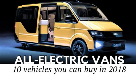 Best Electric Vans by 17 Pets Animals Related Business Ideas