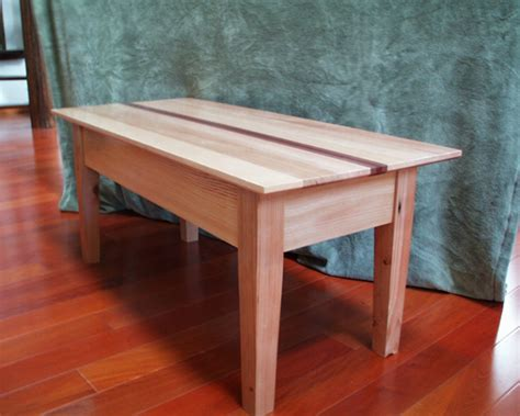 recycled wood coffee table finewoodworking