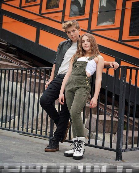 piper rockelle walker bryant lev jeans cameron boyfriend outfits dating addison rae relationship legs outfit dresses denim gavin magnus ex