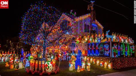 star wars themed light show   christmas magic