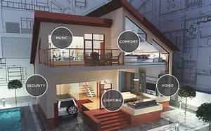 Homee Smart Home : modern smart homes trendesign ~ Lizthompson.info Haus und Dekorationen