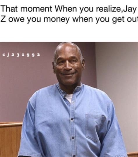 Oj Simpson Memes - these 10 oj simpson memes remind us why jay z should be very very very concerned jigga