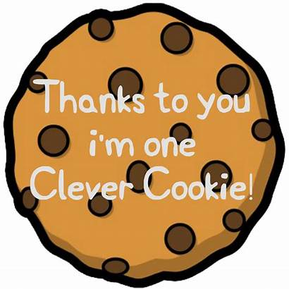 Clever Cookie Gift Tag Printables Teachers Students