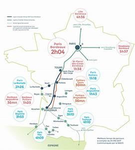 Trajet Paris Bordeaux : ligne lgv paris bordeaux horaires tarifs et fr quence bordeaux tourisme et congr s ~ Maxctalentgroup.com Avis de Voitures