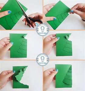 Cómo Lo Hago Cómo hacer una tarjeta Navideña