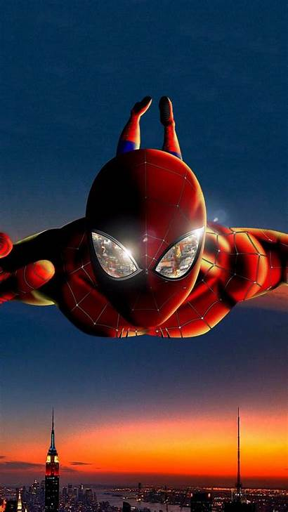 Spider Far Wallpapers Spiderman Iphone Poster 4k