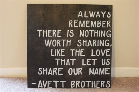 1000+ Images About The Avett Brothers Lyrics On Pinterest