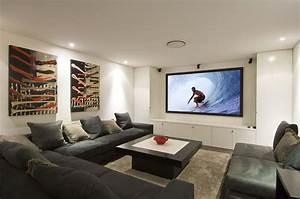 Home Theatre Room Design & Installation Interior