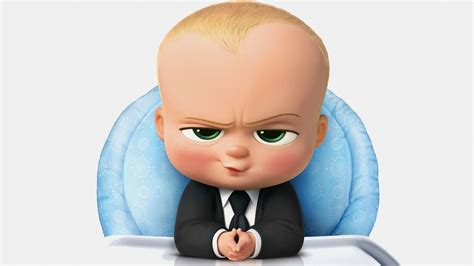 boss baby  backdrops
