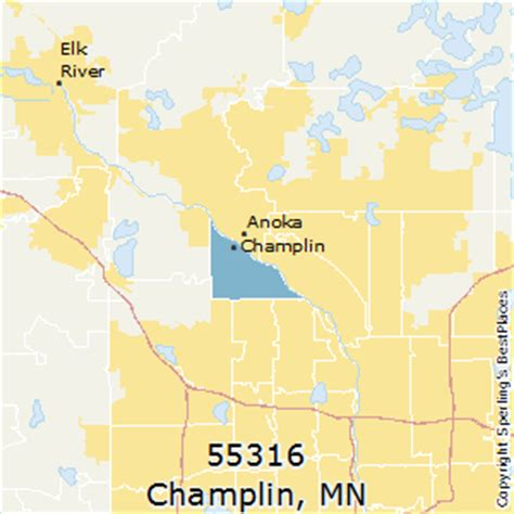 places    champlin zip  minnesota