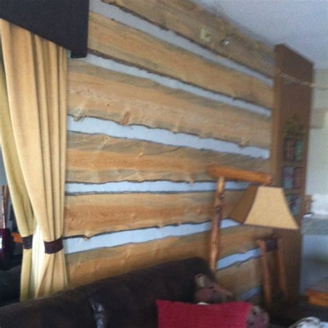 great wall   basement cement  boards  edge furniture