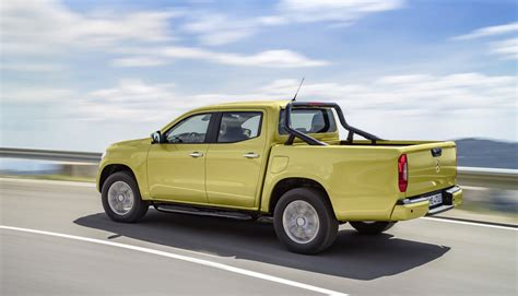 2018 mercedes x pickup truck power   The Fast Lane Truck