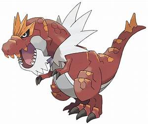 Tyrantrum - New Pokémon - Pokémon X & Y - Azurilland