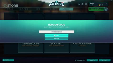 Two teams compete against each other and try to control the majority of the objectives. How to redeem code Paladins - YouTube