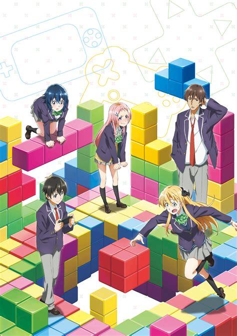 Gamers Anime Wallpaper - tvアニメ ゲーマーズ 公式サイト