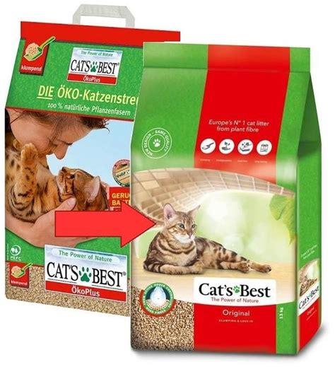 cats best okoplus cats best okoplus original natūralus kraikas ėms 20l