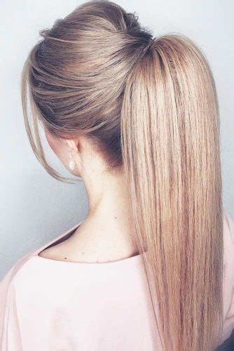 30 CUTE PONYTAIL HAIRSTYLES YOU SHOULD TRY My Stylish Zoo