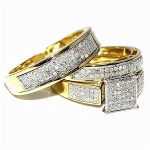 42 best of cheap wedding ring sets for him and her With cheap wedding rings for her and him