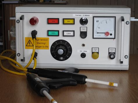 Electric Motor Safety by Thpg Ac Flash Tester Whitelegg Machines