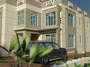 3d, Front, Elevation, Design, By, Faisal, Hassan