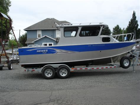 Hewes Boats For Sale In Oregon by Hewescraft Pacific Explorer Boats For Sale In Oregon