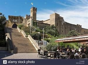 Seat Salon De Provence : 9c castle ch teau de l 39 emperi salon de provence bouches du rh ne stock photo royalty free ~ Gottalentnigeria.com Avis de Voitures