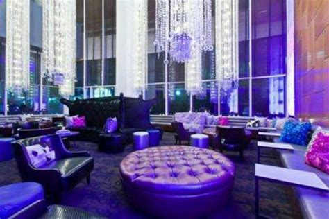 Living Room Bar @ W Dallas