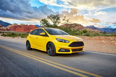 2020 ford focus rs st 2020 ford focus changes specs price best truck