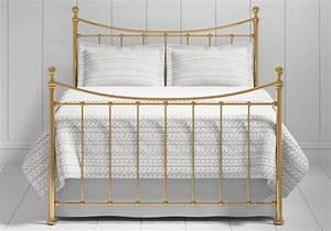 Kendal Cadre De Lit En Laiton The Original Bed Co FR
