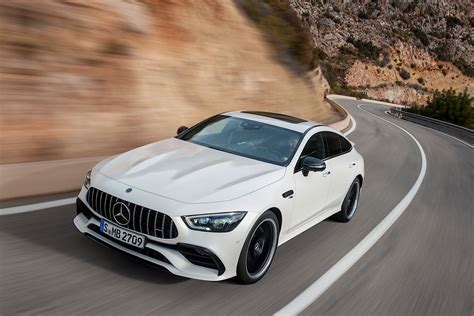 It has twice the doors and twice the seats of any amg gt before it. 2019 Mercedes-AMG GT 4-Door Coupe Goes Live in Geneva - autoevolution