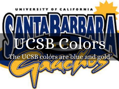 ucsb colors of santa barbara by 702283